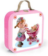 Janod 4-in-1 Lilou Plays Puzzle Suitcase Set