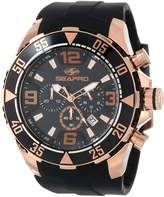 Seapro Men's SP1121 Diver Chronograph Analog Watch