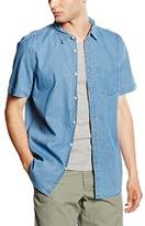 New Look Men's Geo Casual Shirt