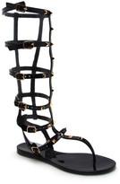 Qupid Gio Buckle Gladiator Sandal