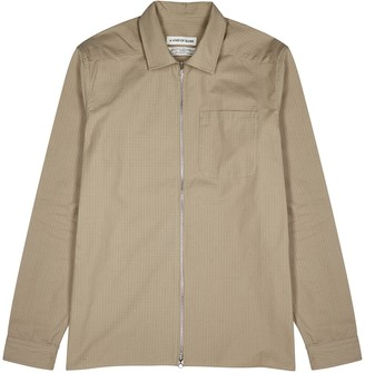 A Kind Of Guise Delon ecru cotton jacket