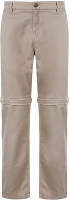 Kenzo Zip-Off Detail Trousers