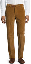 Incotex Brando Cotton-Cashmere Corduroy Trousers