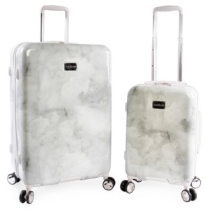 Bebe Lilah 2-Pc. Hardside Luggage Set