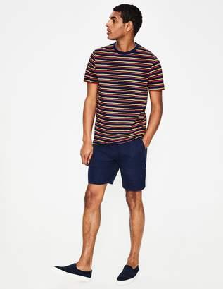 Boden Linen Drawstring Shorts