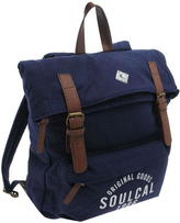 Soul Cal SoulCal Cal Fold Over BackPack