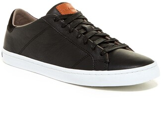 Cole Haan Margo Lace-Up Leather Sneaker