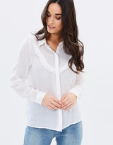Vero Moda Jaquari LS Shirt