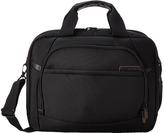 Samsonite PRO 4 DLX 2 Gusseted PFT/TSA Briefcase