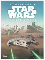Disney My Adventures in Star Wars: The Force Awakens - Personalizable Book - Standard Format