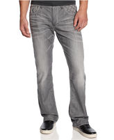 INC International Concepts Jeans, Habari Slim Straight Jeans
