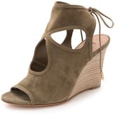 Aquazzura Sexy Thing Wedge