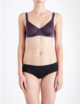 Wolford Sheer Touch underwired bra