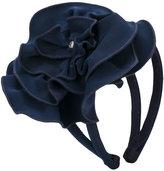 MonnaLisa oversized floral headband