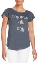 Signorelli Pajamas All Day Graphic Tee