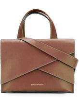 Emporio Armani satchel crossbody bag