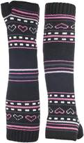 Trespass Childrens Girls Dione Knitted Arm Warmers