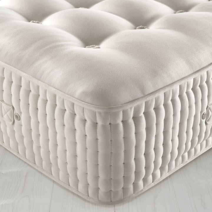 John Lewis & Partners The Ultimate Collection Cashmere Pocket Spring Mattress, Medium, King Size