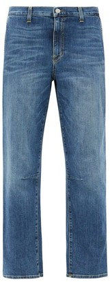Nili Lotan Carpenter Wide-leg Jeans - Denim
