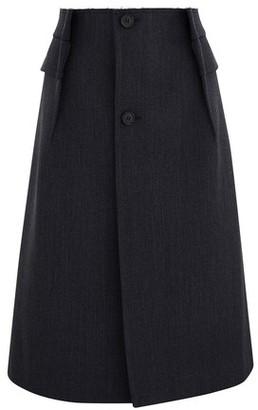 Maison Margiela Wool skirt