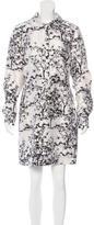 Diane von Furstenberg London Embellished Dress w/ Tags