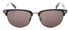 Montblanc Men's Square Sunglasses, 56mm