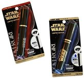 Cover Girl Star Wars Very Black Mascara Bundle - 2 Items: 1 Tube of Light Side and 1 Tube of Dark Side