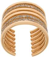 Elise Dray embellished stack ring