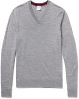 Paul Smith - Mélange Merino Wool Sweater