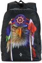 Marcelo Burlon County Of Milan Kids eagle print backpack