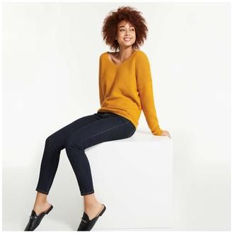Joe Fresh Women's V-Neck Sweater, Powder Blue (Size M)