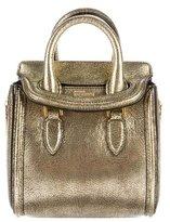 Alexander McQueen Mini Metallic Heroine Bag w/ Tags