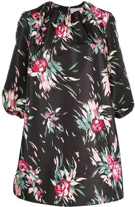 La DoubleJ Charming floral print dress