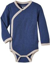 Baby Soy Essential Kimono Bodysuit (Baby) - Indigo - 0-3 Months