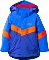 Helly Hansen Blue Kids Legacy Insulated Ski Jacket