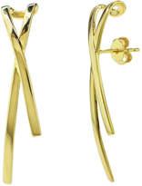FINE JEWELRY Sechic 14K Gold Ear Pins