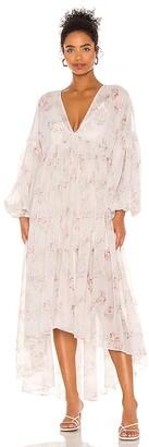 Majorelle The Foat Midi Dress