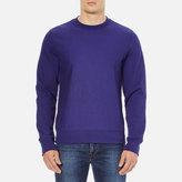 Paul Smith Men's Cotton Sweater Purple