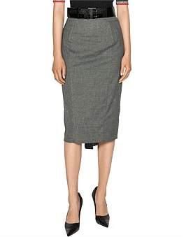 Melange Home Cue Pencil Skirt