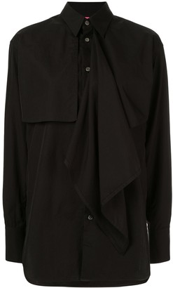 Y's Layered Front Shirt