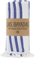 Las Bayadas La Tina cotton beach towel