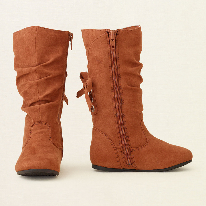Children's Place Lace-up boot