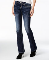 Miss Me Dark Blue Wash Bootcut Jeans