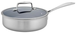 Zwilling J.A. Henckels Zwilling Clad Cfx 3-Qt. Saute Pan with Lid
