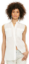 Polo Ralph Lauren Sleeveless Button-Down Shirt