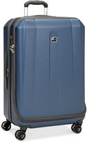 """Delsey Helium Shadow 3.0 21"""" Carry-On Expandable Hardside Spinner Suitcase, In Blue, a Macy's Exclusive Color"""