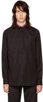Givenchy Black Iconic Band Shirt