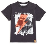3 Pommes Boys' Tiger Graphic Tee - Baby