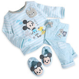 Disney Mickey Mouse Slipper Set for Baby