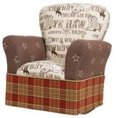 Glenna Jean Carson Upholstered Child's Rocker